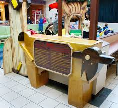 vintage faire mall black friday custom themed soft play area created by center stage productions