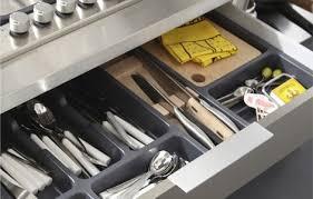 rangement pour tiroir cuisine tout savoir sur le rangement dans la cuisine leroy merlin