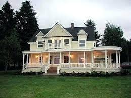 farmhouse with wrap around porch farm houses with wrap around porches house plans with wrap around