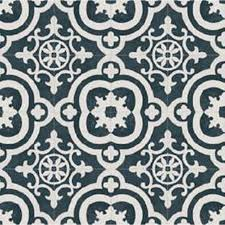 the reserve cementina black and white ceramic floor and wall tile