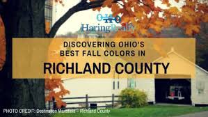 discovering ohio u0027s fall colors richland county