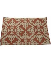 Damask Bath Rug Great Deals On Rust And 100 Cotton Damask Bath Rug