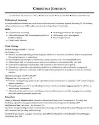 perfect resume example 9 the perfect resume example summary