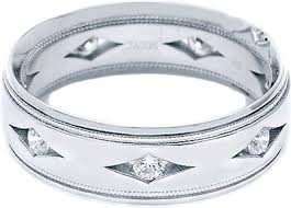 tacori wedding bands tacori men s diamond wedding band 7 0mm 877wd