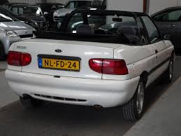 buy 1996 manual gearbox ford escort cabrio 1 6 clx