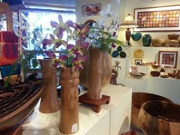 Turned Wooden Vases Turned Wooden Vases By Barry Wheeler Nohea Gallery