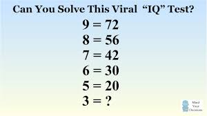 101 games pattern riddle can you solve the viral 9 72 puzzle the correct answer explained