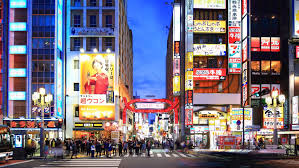 japan red light district tokyo tokyo japan may 5 time lapse shot of kabukicho ichibangai in tokyo
