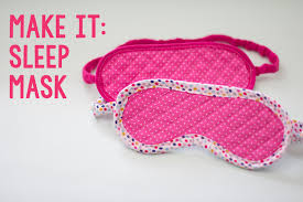 eye mask template live it it make it make it sleep mask free template