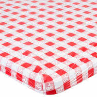 stay put table covers creative converting sized disposable table covers