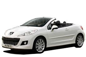 peugeot mini car peugeot 207 cc cabriolet review carbuyer