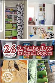 The Best Ways To Organize - 26 ways to organize toys in small spaces small spaces clutter