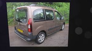 peugeot tdi for sale peugeot partner tepee 1 6 outdoor hdi turbo diesel for sale in