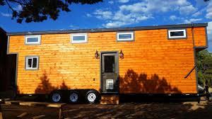contemporary craftsman tiny house on wheels beautiful tiny house