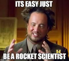 Easy Memes - ancient aliens meme imgflip