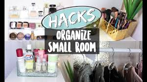 Organize Apartment by Hacks To Organize A Small Room Nyc Apartment Youtube
