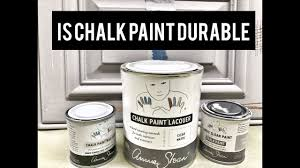 painting metal kitchen cabinets with chalk paint is chalk paint durable enough for kitchen cabinets