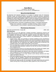 Electrical Resume Sample by 13 Electrician Resume Sample Rn Cover Letter