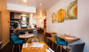 restaurant cuisine ouverte salle du restaurant cuisine ouverte picture of le layon
