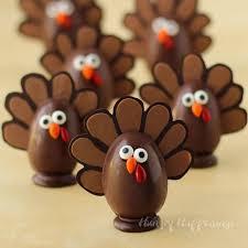 turkey truffles filled with pumpkin ganache thanksgiving desserts