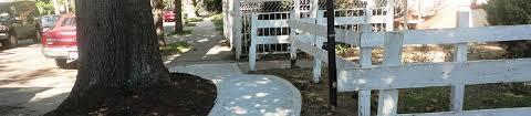 sidewalk repair nyc parks