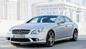 2009 mercedes cls 63 amg benzblogger archiv changes for the 2009 mercedes cls550