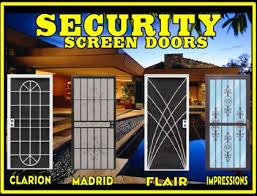 Patio Screen Doors Sun Security Products By Day Screens Security