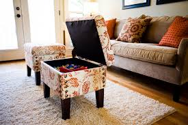 Storage Ottoman Coffee Table Coffee Tables Ideas Orange Ottoman Coffee Table Ideas Leather