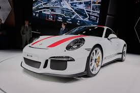 porsche r porsche 911 r selling for almost 1 3 million on used car market