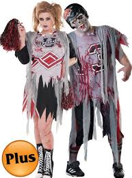 Party Costumes Halloween 17 Zombie Cheerleader Images Costumes