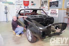 1969 camaro fender 1969 chevy camaro metal roller chevy high performance