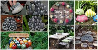 Pebbles And Rocks Garden 20 Diy Garden Decorating Ideas With Rocks And Stones