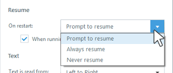 The Resume Changing The Resume Behavior E Learning Heroes