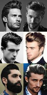 1970s Hairstyles For Men by The Pompadour Haircut What It Is U0026 How To Style It Fashionbeans