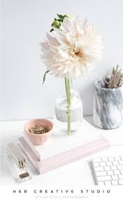 Feminine Desk Accessories by 164 Best Hcs Styled Stock Photography Images On Pinterest