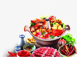 table full of food a table full of food chafing dish creative food png image and