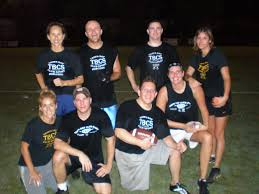 Coed Flag Football Spring 2007 League Champions U2013 Club Sport Archives