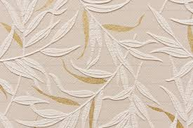 paper backgrounds yellow wall embossed floral pattern