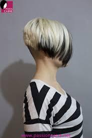 bobbed haircut with shingled npae super short bob with high shaved nape inverted bob s