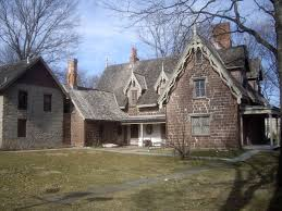 Gothic Revival Home The Hermitage Ho Ho Kus New Jersey Wikipedia