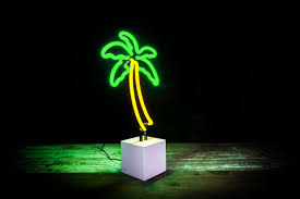 Palm Tree Neon Sign Neon Mfg Canada