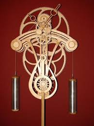 solaris wooden gear clock by godofbiscuits lumberjocks com