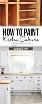 Best  Cheap Kitchen Makeover Ideas On Pinterest Cheap Kitchen - Deals on kitchen cabinets