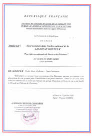 bureau central des archives administratives militaires libération de emile de gorter