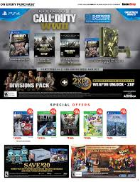 weekly deals in stores now weekly ad gamestop