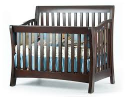 Espresso Convertible Crib by Urban Lifetime Convertible Crib In Espresso By Munire Milton