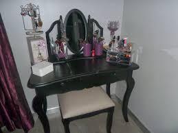 coiffeuse de chambre pour femme coiffeuse grise excellent disposition coiffeuse de chambre pour