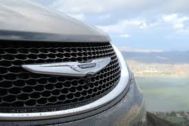 old chrysler grill 2017 chrysler pacifica first drive digital trends
