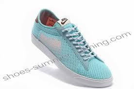 light blue shoes womens sell nike blazer 2013 breathable mesh low womens light blue shoes