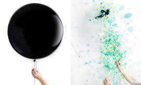 gender reveal balloons gender reveal confetti balloon thrifty littles